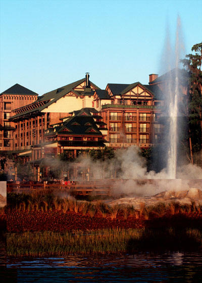 Disneys Wilderness Lodge Walt Disney World Resort