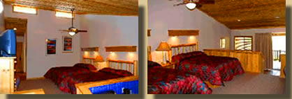 red cliff lodge room utah disney adventure