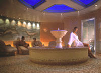 disney cruise spa