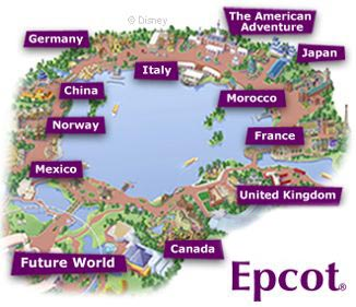 Disney Vacations Epcot Theme Park World Showcase Discount Theme Park Tickets