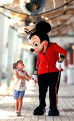 discount disney cruise mickey girl  wdw vacation