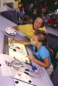 disney cruise caribbean onbard kid activities oceaneer lab