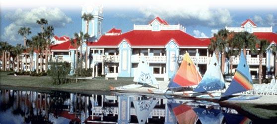 Disneys Caribbean Beach Walt Disney