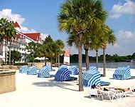 Walt Disney World Grand Floridian Resort Beach Orlando Florida